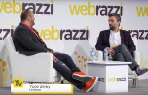 Webrazzi Summit Yüce Zerey